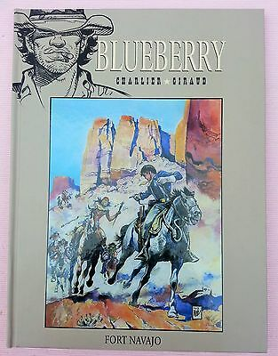 BD BLUEBERRY T1 Fort Navajo (collection Hachette)