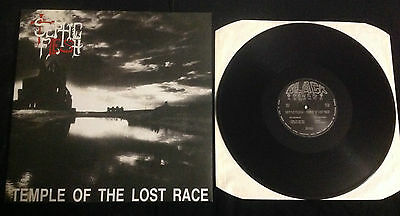 SEPTIC FLESH - Temple Of The Lost Race (MLP) 1991 Black Power Reissue 2013