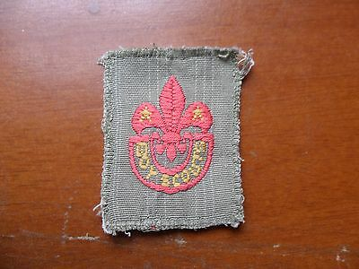 Vintage Australian Scout Uniform Badge from the early 1950's