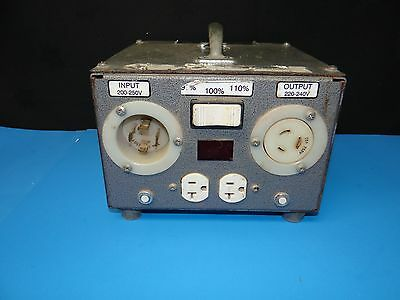 Clarke American Alto Sanders Power Booster 40590A - 120 volts - Good Condition