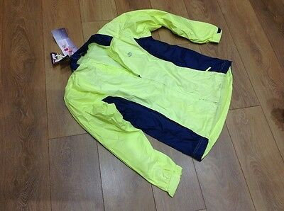 Ronhill Storm ladies' running jacket, still has labels, never worn, size 14