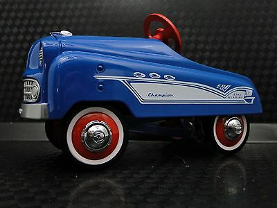 Pedal Car 1958 Buick Murray Champion Rare Vintage Metal Midget Show Model