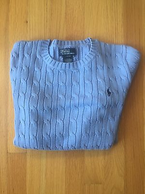 Polo Ralph Lauren Sweater Youth Size L 14-16