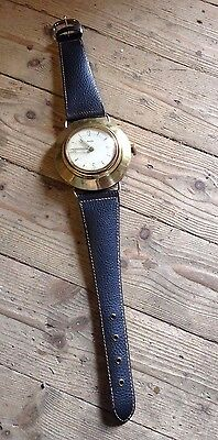 Paico Giant Watch  Wall Clock 27 Inches Tall West Germany Retro Rare