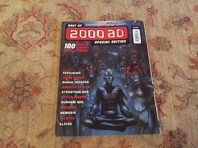 Best of 2000AD - Special Edition - 2000 magazine / Comic Judge Dredd