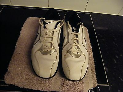 MENS Nike Power Channel TAC UK 9.5  Golf Shoes
