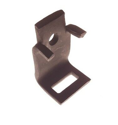 S-Tine Clamp, fits 1/2x2 bar. Danish style Field Cultivator.