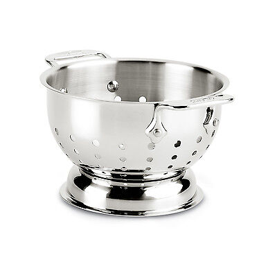 All-Clad Stainless Steel 1.5 Quart Colander