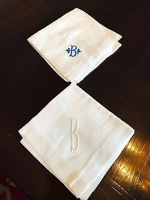 Bing Crosby personally owned hanky handkerchiefs