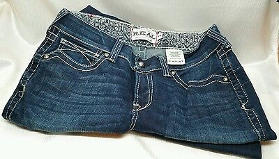 Ariat Real Denim 30R Woman's Jeans