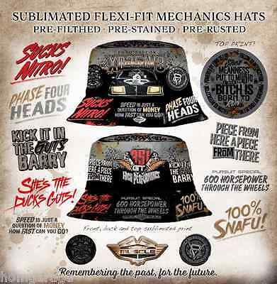 Mad Max Bucket Hat Ford Falcon V8 Interceptor Ford Bucket hat Adult Bucket hat