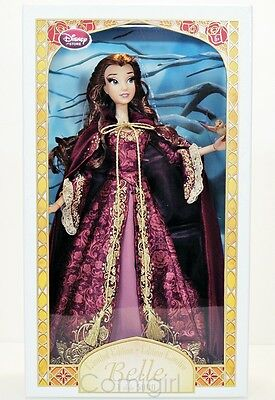 Disney Limited Edition Doll BELLE Beauty and the Beast #0235 of 5000