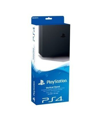 Genuine Sony PlayStation 4 PS4 Console Vertical Stand Slim New Australian Stock