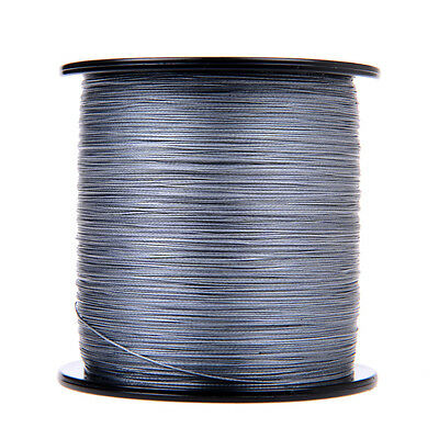 500M Super Strong Dyneema Spectra Extreme PE Braided Sea Fishing Line 50LB