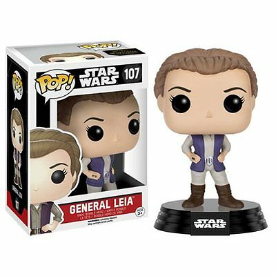 Star Wars: The Force Awakens General Leia Funko Pop! Vinyl Figure Carrie Fisher