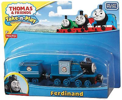 Ferdinand - Take-n-Play - Thomas & Friends - Die Cast Tank Engine - Children Toy
