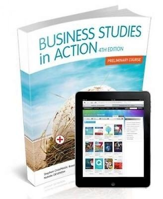 Business Studies in Action Preliminary Course & eBookPLUS by Natalie Devenish, …
