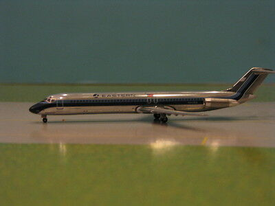 Aeroclassics Eastern Airlines Dc9-51 1:400 Scale Diecast Model