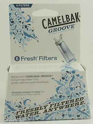 Camelbak Groove Filters 6 Pack 90776