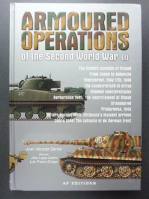 Armoured Operations of the Second World War (Hardcover) - New