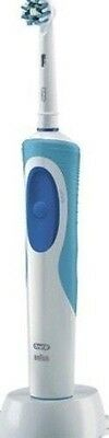 Braun Oral-B Vitality CrossAction Electric Rechargeable Power Toothbrush + Time