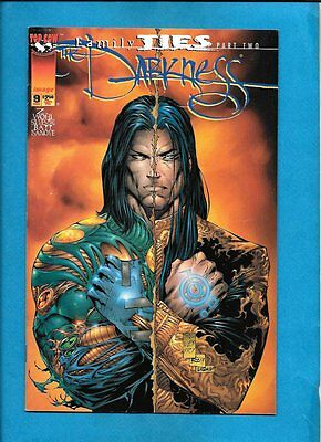 The Darkness #9 Image Top Cow Comics November 1997 Marc Silvestri