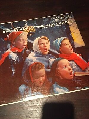 Christmas Hymns And Carols The Robert Shaw Chorale