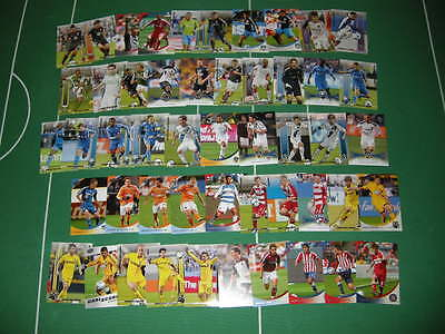 50 USA MLS Soccer Football Cards Upper Deck Mint Condition  - mostly 2008, 2012