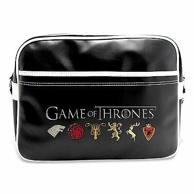 Game of Thrones Coat of Arms of the Kingdoms Messenger Bag