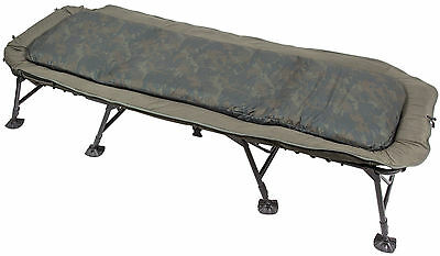 Nash Indulgence Bedchair Mattress Sheets Only *All Sizes* NEW Carp Fishing