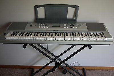 YAMAHA Portable Grand DGX-230 76-key Graded Soft Touch Keyboard