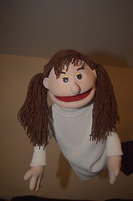 Debbie Large Rod Arm Puppet . RRP £46.00 new. bought from One Way UK
