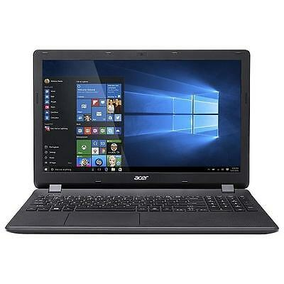 "Acer ES1-571 15.6"" Laptop Intel Pentium Dual Core 1TB HDD 4GB RAM Windows 10 A"
