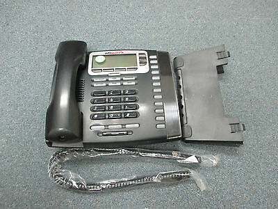 Allworx 9212 9212P Black VOIP IP 12 Button Display Telephone NO Power Supply #B