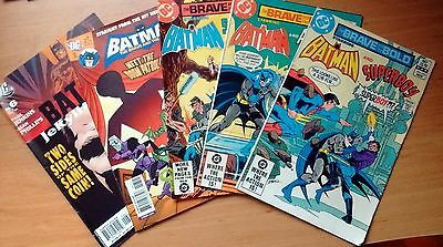Batman Brave and the Bold Mixed