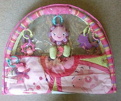 Bright Starts Giggle Garden Activity Gym Play Mat