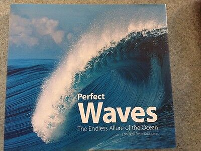 PERFECT WAVES THE ENDLESS ALLURE OF THE OCEAN SURF SURFING HARDBACK Excellent.