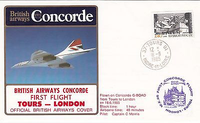 BA Concorde  First Flight Tours to London  flown on board Concorde G BOAD