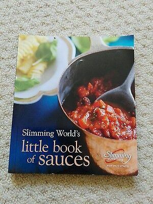 slimming world book of sauces