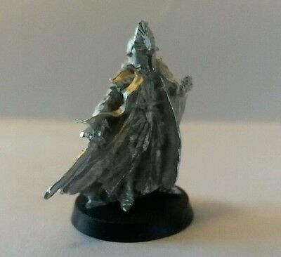 games workshop  Lord of the rings metal knight of umbar