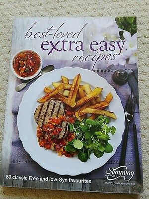 slimming world best loved extra easy recipies