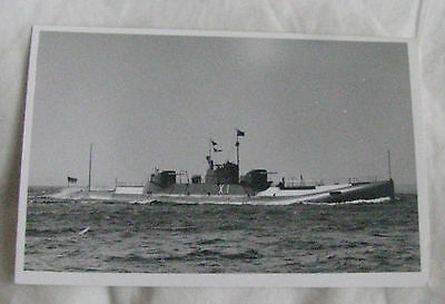 Wright & Logan Photograph of Royal Navy Submarine X1 in 1931