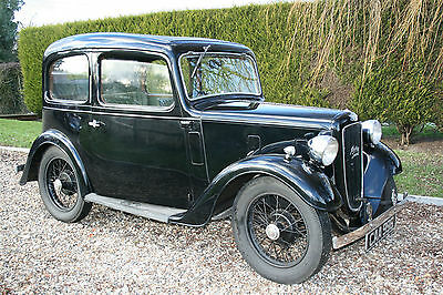Austin 7 Ruby. Genuine 21,000 miles from new. Now Sold