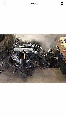 Seat Ibiza 1.8t Engine Complete For Conversion Same As Vw Etc