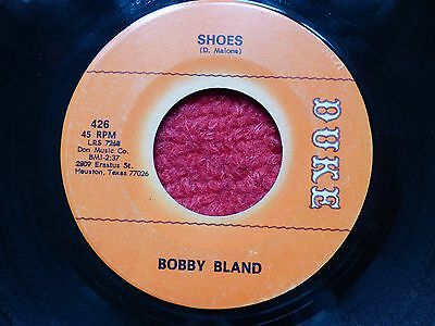 """Northern Soul Wigan Casino Catacombs Torch R&b 7"""" Record Shoes Bobby Bland Duke"""