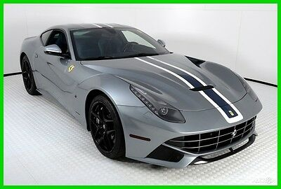 2015 Ferrari Other Base Coupe 2-Door 2015 FERRARI F12 BERLINETTA, ONE OFF, TAILOR MADE, INSPIRED BY VINTAGE RACER