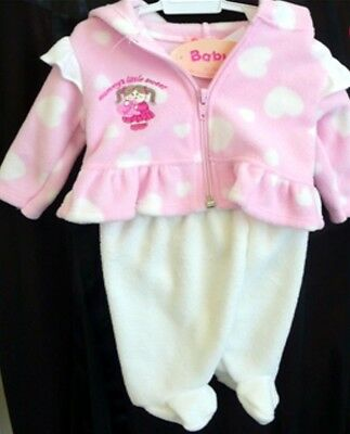 "BNWT Premature baby 2 piece ""mummy's little sweet"" outfit  size 3-5lb. Reborn"