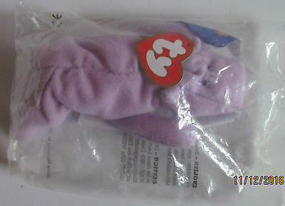 McDonalds Ty Teenie Toys Promotional 1993 Mint Percival 6 Stocking Filler
