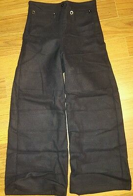 WW2 Royal Navy Bell Bottom Trousers