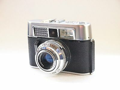 Voigtlander Vito CLR rangefinder camera with 50mm f/2.8 lens serial No. 6630334
